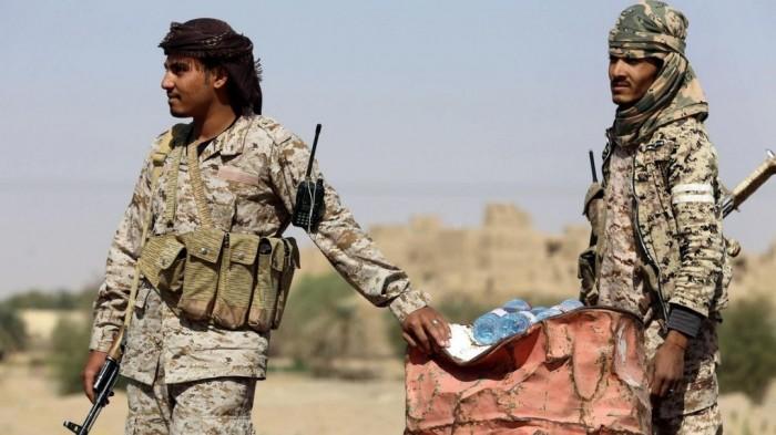 القوات المشتركة تدمر مواقع مليشيا الحوثي في البرح ورسيان (فيديو)