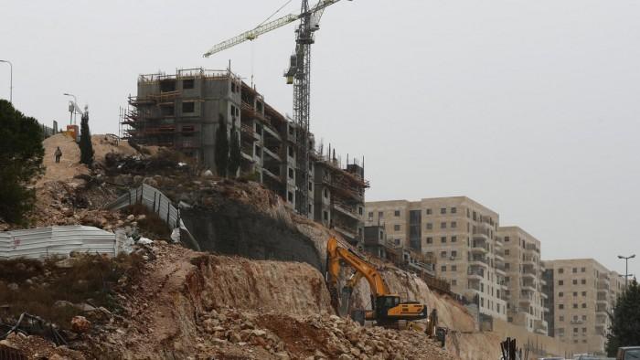 إسرائيل توافق على بناء 1936 وحدة استيطانية في فلسطين