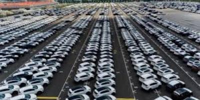 خلال 10 سنوات..ارتفاع مبيعات السيارات الجديدة في ألمانيا العام الماضي