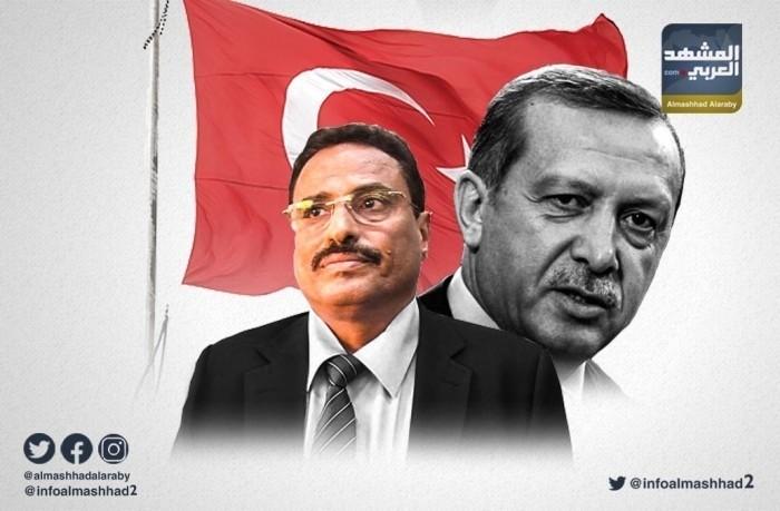 """عقب تحركات الجبواني المشبوهة تجاه تركيا.. """"مسهور"""" يطالب بإقالة عصابة هادي"""