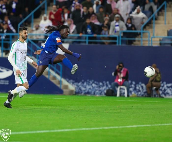الهلال يهزم الأهلي بثلاثية في الدوري السعودي