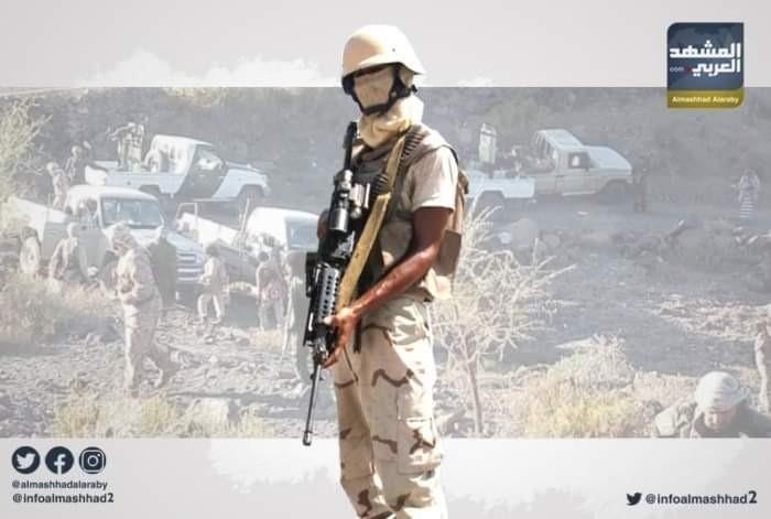 """قوات الجنوب المسلحة.. """"عمليات نوعية"""" تقهر الحوثيين"""