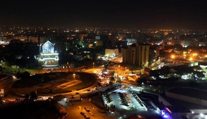 بعد قصفها بعدة صواريخ.. انطلاق صافرات الإنذار داخل المنطقة الخضراء ببغداد