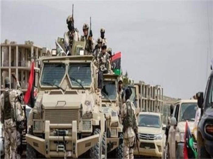 """الجيش الوطني الليبي يسيطر على جزيرة """"الشريف"""" بمحيط طرابلس"""