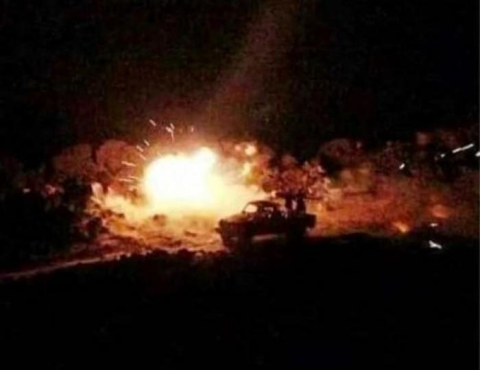 عاجل..القوات الجنوبية تتصدى لهجوم حوثي في الفاخر وخسائر بصفوف المليشيات
