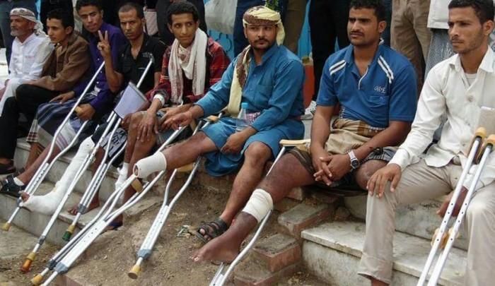 ذوو الإعاقة.. أجسادٌ منهكة التهمتها الحرب الحوثية
