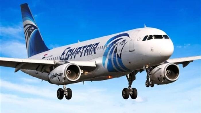 مصر للطيران تستأنف رحلاتها الجوية إلى بغداد اعتبارًا من السبت