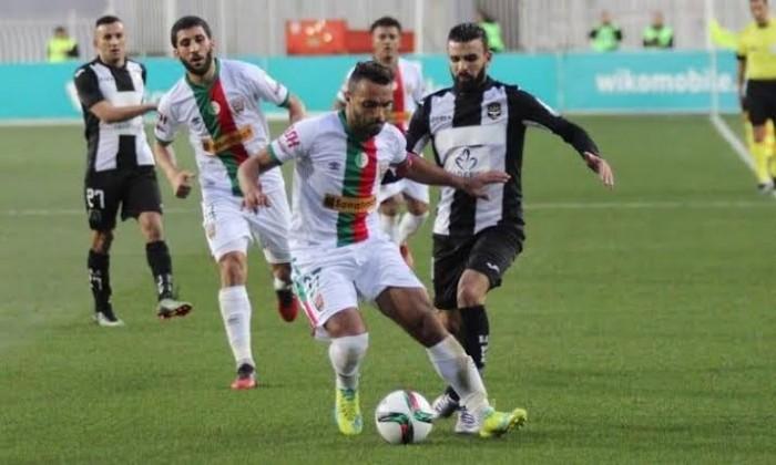 وفاق سطيف يقلب تأخره ويهزم المولودية في الدوري الجزائري