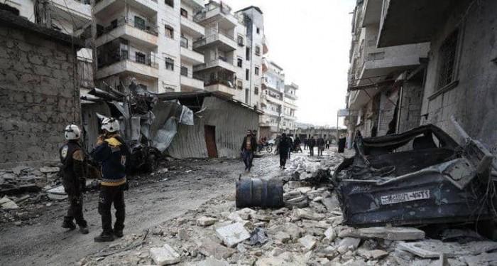 روسيا تعلن عن بدء وقف إطلاق النار في إدلب