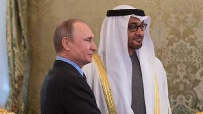ولي عهد أبوظبي وبوتين يبحثان هاتفيا تعزيز العلاقات الثنائية ومجمل القضايا