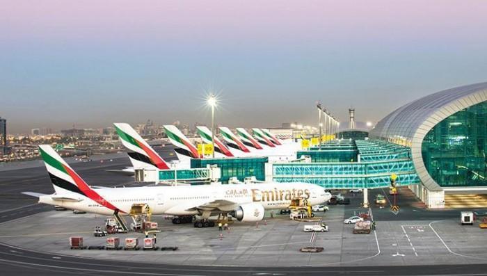 مطار دبي: تأخير أو إلغاء أو تحويل لبعض الرحلات بسبب الأمطار