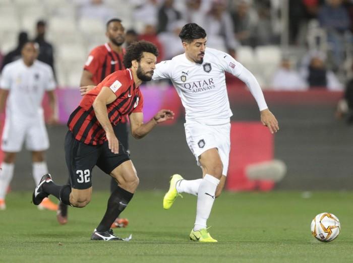 السد يكتسح الريان برباعية ويضرب موعدا مع الدحيل في نهائي كأس قطر