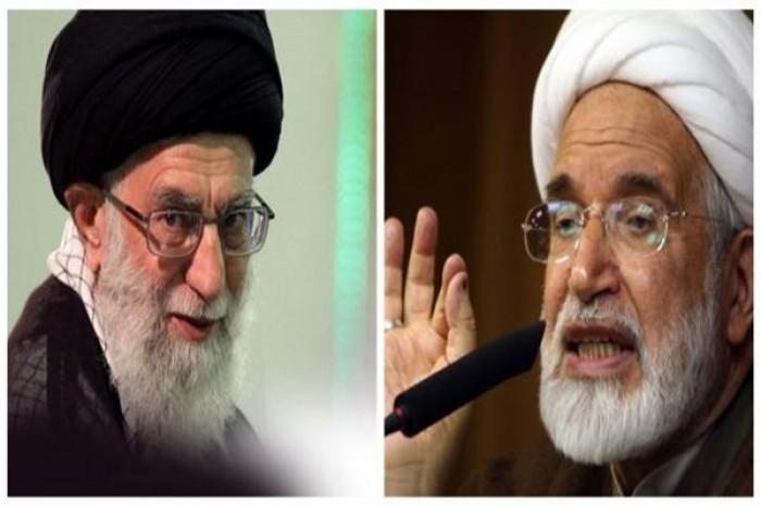 زعيم إيراني يطالب خامنئي بالتنحي