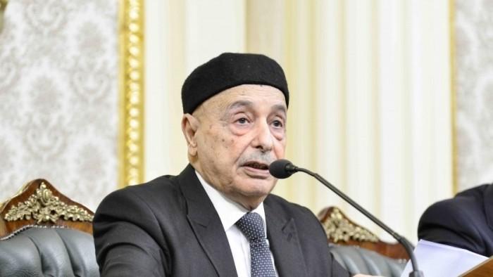 """رئيس البرلمان الليبي: اعتراف المجتمع الدولي بالمجلس الرئاسي  """"خيانة"""""""