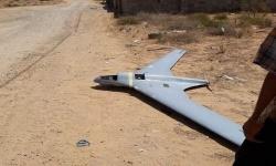 الجيش الوطني الليبي يسقط طائرة مسيرة تركية في طرابلس