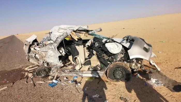 خلال 2019.. الحوادث المرورية تقتل قرابة 140 شخصاً بمأرب