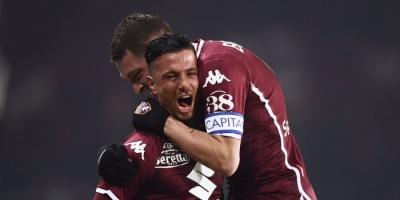 تورينو ينتزع فوزا صعبا من بولونيا في الدوري الإيطالي