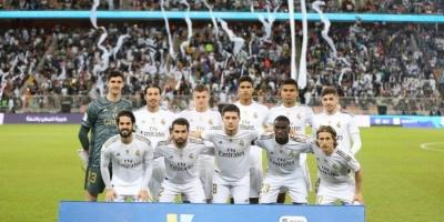 الفيردي يفتدي نفسه لإنقاذ ريال مدريد ويجلب السوبر
