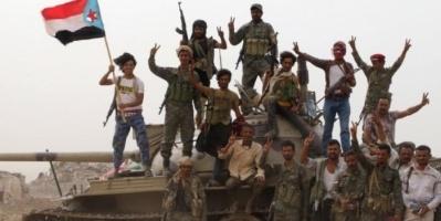 القوات الجنوبية تستهدف آليات حوثية في الفاخر