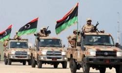 الجيش الوطني الليبي يعلن سيطرته على مناطق جديدة غرب سرت وجنوب مصراتة