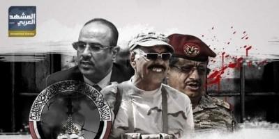 تفاصيل حصرية.. الشرعية تخدع التحالف وتزج بتعزيزات جديدة إلى شبوة وأبين