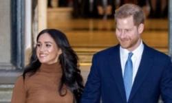 الملكة إليزابيث تصدر قرارا بشأن هاري وميجان