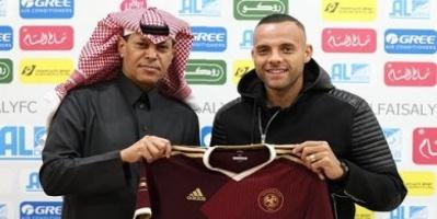 الفيصلي السعودي يعلن تعاقده مع البرازيلي أوجستو