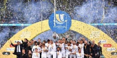 راموس: خبرة ريال مدريد حسمت لقب السوبر الإسباني