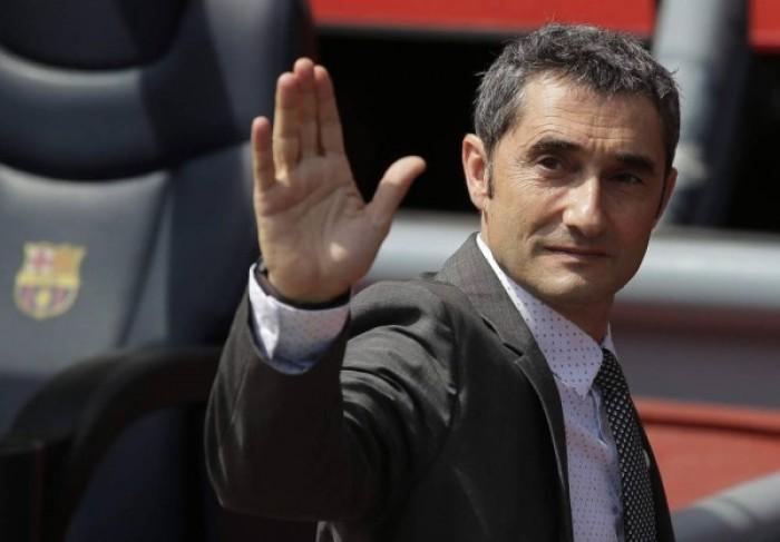 """رسميًا.. إقالة """"فالفيردي"""" من تدريب برشلونة وتعيين هذا المدرب مديرًا فنيًا"""