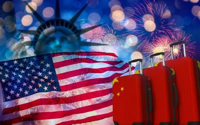 الأسهم الأمريكية ترتفع بدعم من الملف التجاري بين واشنطن وبكين