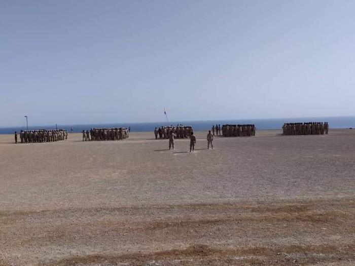 """""""العسكرية الثانية"""" تستعد لأولى مراحل التدريب بالعام الجديد"""
