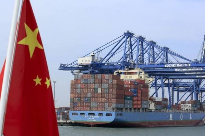 ارتفاع صادرات الصين خلال ديسمبر الماضي بشكل قياسي