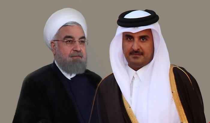 سياسي سعودي: قطر تحمي نظام إيران
