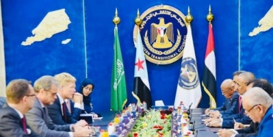 القحطاني مُعلقا على لقاء الرئيس الزبيدي بوفد الاتحاد الأوروبي: نصر جديد للجنوبيين
