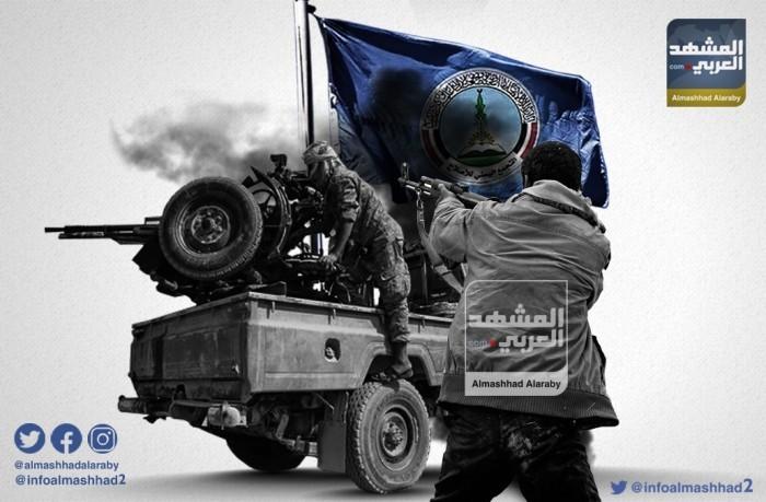 تحت رقابة طيران التحالف.. مليشيا الإخوان تنسحب جزئيا من شقرة والمحفد