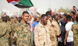 الجيش السوداني يرسل لجنة أمنية بالخرطوم للسيطرة على التمرد العسكري