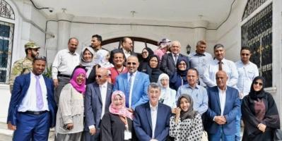 الزُبيدي: المجلس الانتقالي يقود ثورة مجتمعية لإعادة الوجه المدني للعاصمة عدن