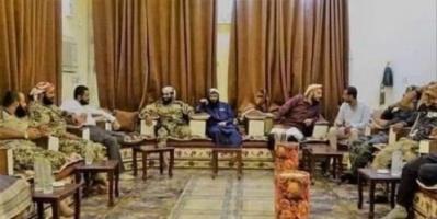 """قيادة الدعم والإسناد ترفض استقالة"""" الوالي"""" وتؤكد: نسعى لإنجاح اتفاق الرياض"""