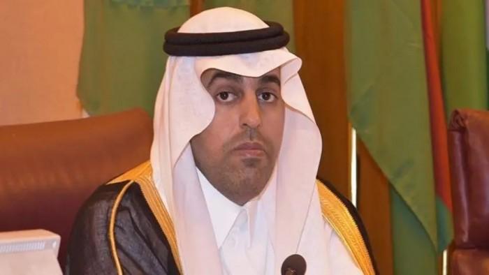 البرلمان العربي يجدد دعمه لجهود التحالف العربي باليمن