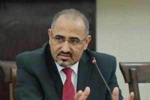 """الزٌبيدي لـ""""فرانس برس"""" : مليشيات الإخوان تحاول عرقلة اتفاق الرياض"""
