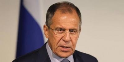 لافروف: انسحاب أمريكا من الاتفاق النووي أدى إلى تصعيد الأوضاع بالمنطقة