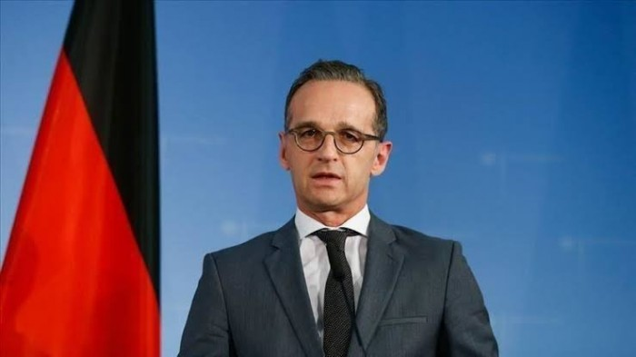 وزير خارجية ألمانيا يصل إلى ليبيا للقاء المشير حفتر