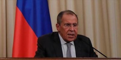 """""""لافروف"""" يتحدث عن مصيره في الحكومة الروسية الجديدة"""
