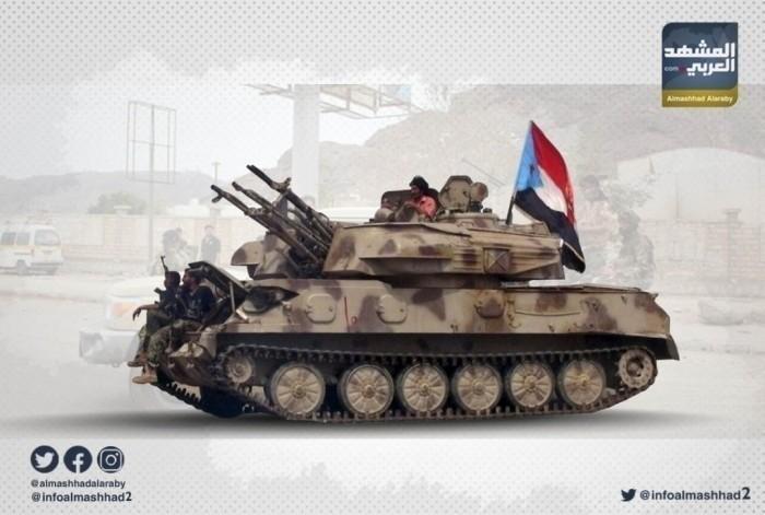 تنفيذا لاتفاق الرياض.. القوات الجنوبية تواصل الانسحاب من أبين