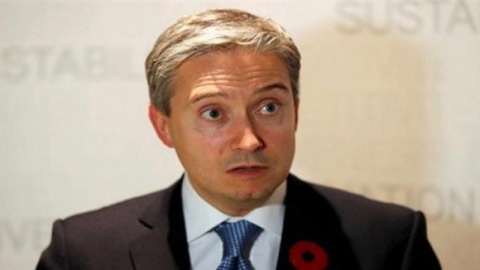 وزير الخارجية الكندي يجتمع بنظيره الإيراني في عُمان بشأن الطائرة الأوكرانية
