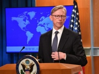 عاجل .. مؤتمر صحفي للمبعوث الأمريكي الخاص بإيران