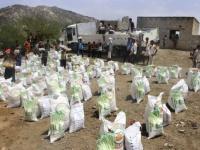 الحوثيون وسرقة المساعدات.. جريمة المليشيات الأبشع
