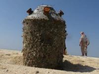 اكتشاف لغم بحري إيراني قبالة ساحل الحديدة