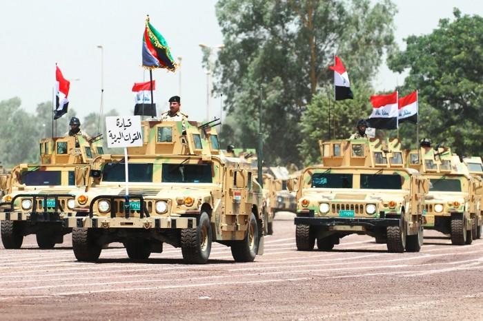 أحدهما قيادي خطير.. الجيش العراقي يقتل إرهابيين من داعش