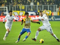 قونيا سبور ينتزع فوزا صعبا من أنقرة جوجو في الدوري التركي